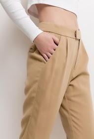 BACHELORETTE fluid chic trousers