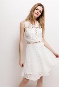 BACHELORETTE lace dress