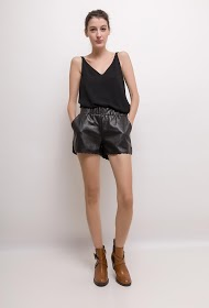 BACHELORETTE short en simili add