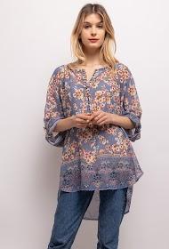 BELLOVE blouse fleurie