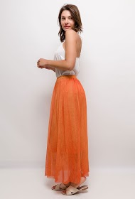 BELLOVE long tulle skirt