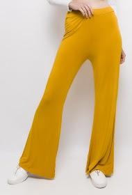 BELLOVE fluid wide trousers