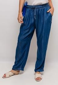 BELLOVE fluid pants