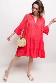 BELLOVE linen dress
