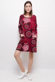 BELLOVE flowery dress