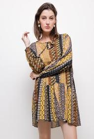 BELLOVE printed dress