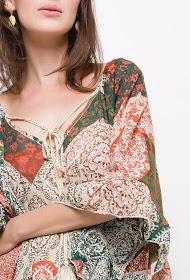 BELLOVE long floral dress