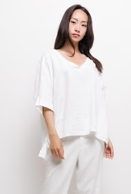 BELLOVE linen t-shirt