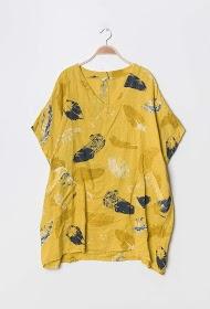 BELLOVE printed tunic