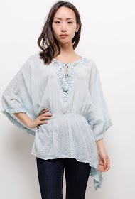 BLOSSUN flowing blouse