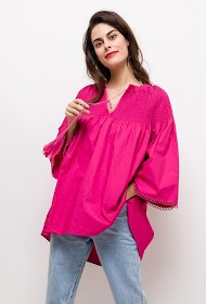 BUBBLEE cotton blouse