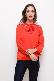BY SWAN v-neck blouse