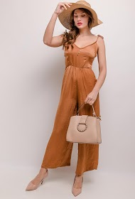 BY SWAN silky jumpsuit
