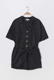 BY SWAN button playsuit