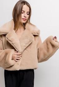 BY SWAN fur coat