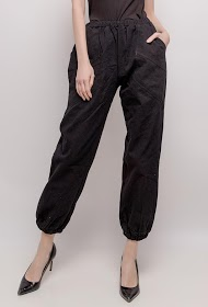 BY SWAN cotton pants