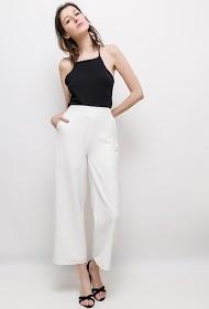 BY SWAN fluid wide trousers