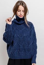 BY SWAN turtleneck sweater