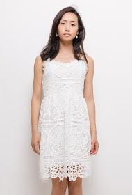 BY SWAN lace dress