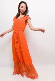 BY SWAN robe longue