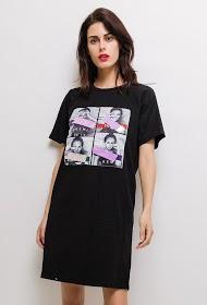 BY SWAN robe t-shirt