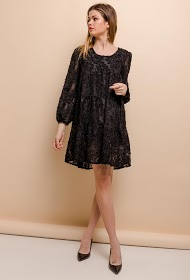 BY SWAN textured dress