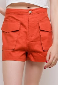 BY SWAN short avec poches