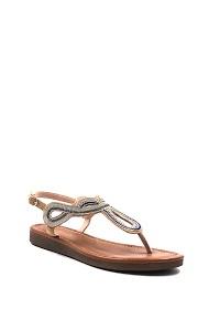 CHIC NANA flache sandalen