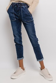 CHIC SHOP elasticated jeans and ankles