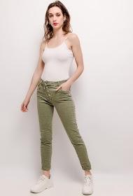 CHIC SHOP knapede bukser
