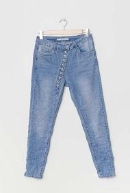 CHIC SHOP buttoned pants