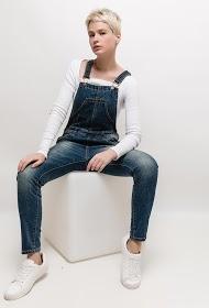 CHIC SHOP denim overalls