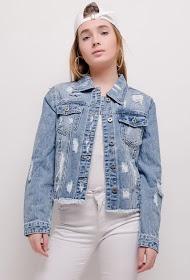 CHIC SHOP fancy denim jacket