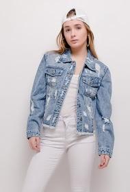 CHIC SHOP love denim jacket