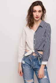 CHOKLATE striped shirt
