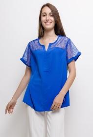 CHRISTY female blouse