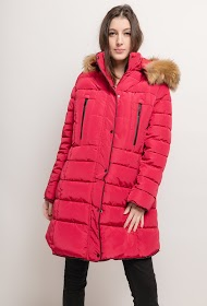 CHRISTY casaco comprido