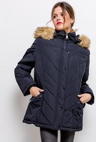 CHRISTY chaqueta acolchada
