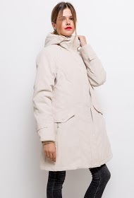 CHRISTY parka acolchoada