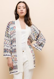 CIAO MILANO patterned vest