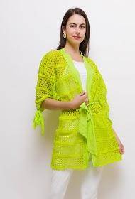 CIAO MILANO lace kimono