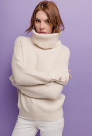 CIAO MILANO turtleneck sweater