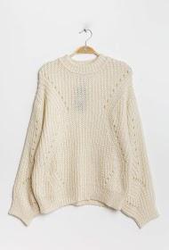 CIAO MILANO ribbed sweater