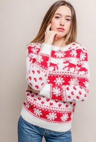 CIAO MILANO christmas sweater