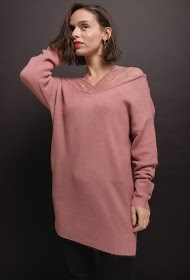 CIAO MILANO knitted sweater or dress