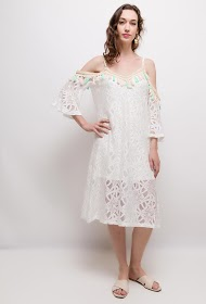 CIAO MILANO lace dress