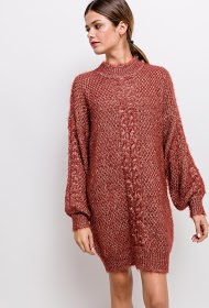 CIAO MILANO bright knit dress