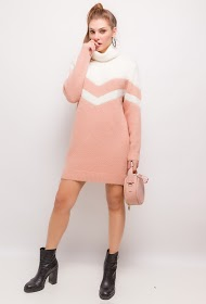 CIAO MILANO knitted dress