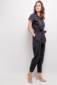 CIMINY jumpsuit with pockets