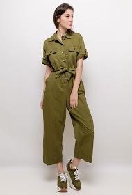 CIMINY buttoned jumpsuit